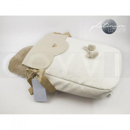 Uzturre sacos para capazo con colcha