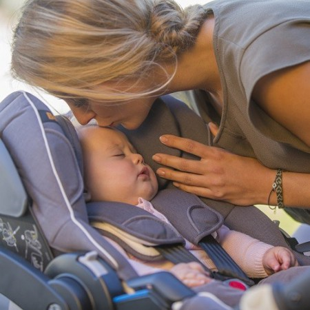 silla de coche besafe recién nacidos
