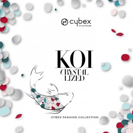 Cybex Koi Crystalized