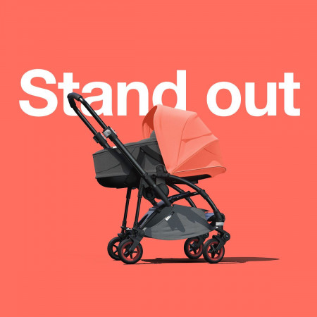 Bugaboo bee 5 coral special edition