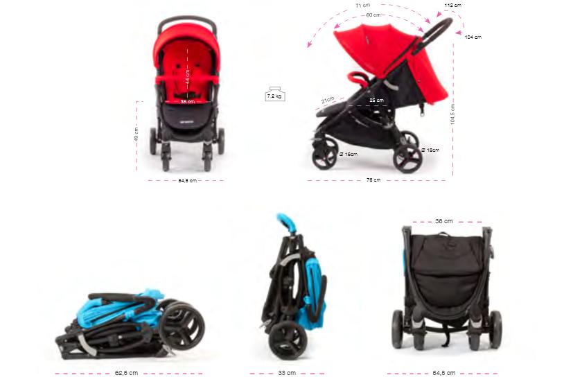 medidas compact babymonsters