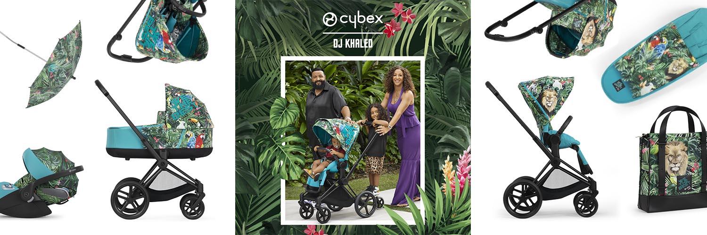 we the best by dj khaled con cybex una edición especial llena de color mios cochecito