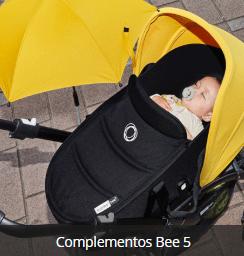 accesorios y complementos para bugaboo bee 5