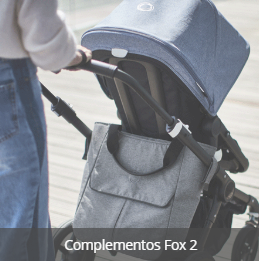 accesorios y complementos para bugaboo fox 2