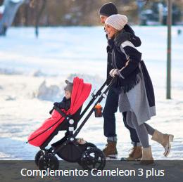 accesorios y complementos para bugaboo cameleon 3 plus
