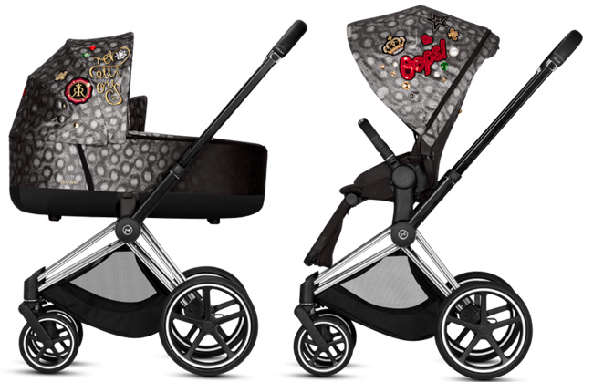 cochecito cybex priam rebellious
