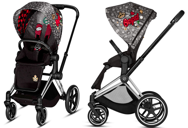 silla paseo cybex priam rebellious