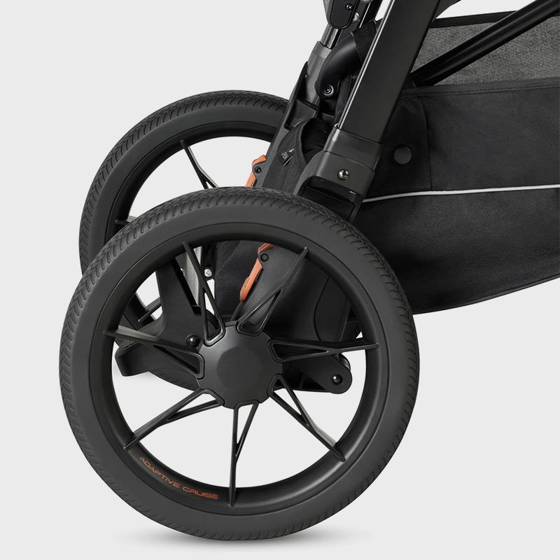 ruedas mayores que el Aptica de Inglesina Original