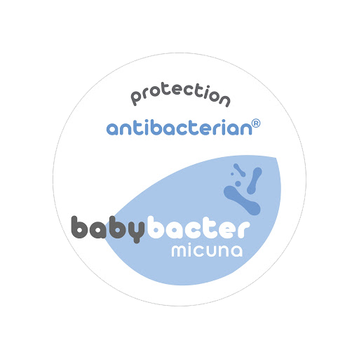 cuna con tratamiento babybacter