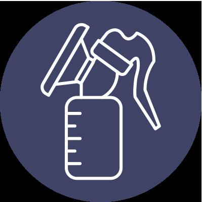 extractores de leche materna saca leches