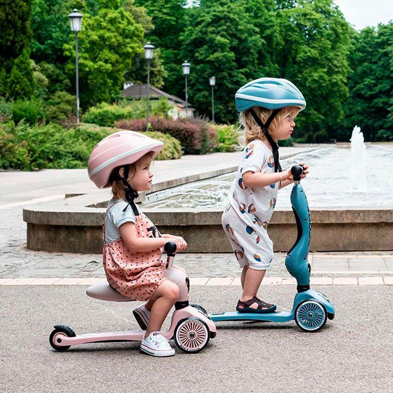 patinetes patín para niño y cochecito