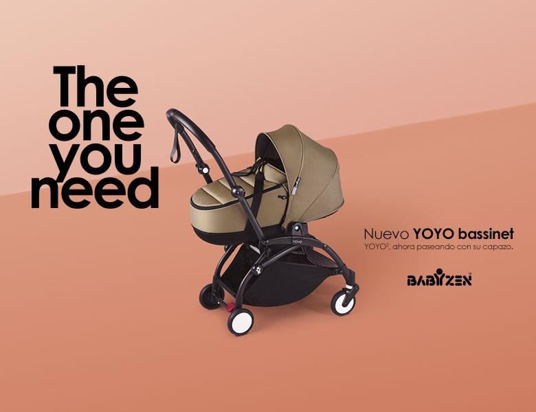 Yoyo2 bassinet