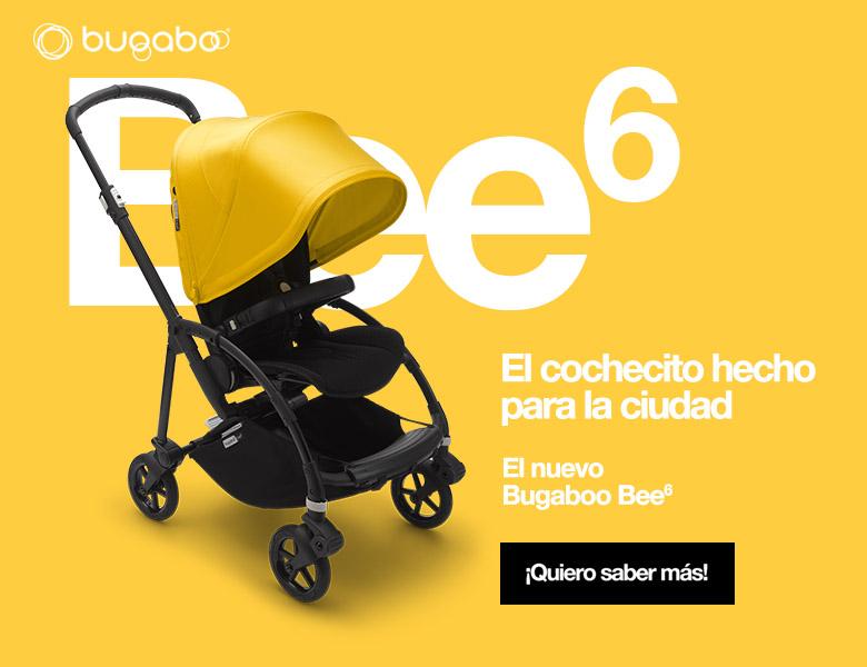 Bugaboo Bee 6 responsive