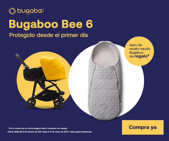 Bugaboo Bee 6 promo