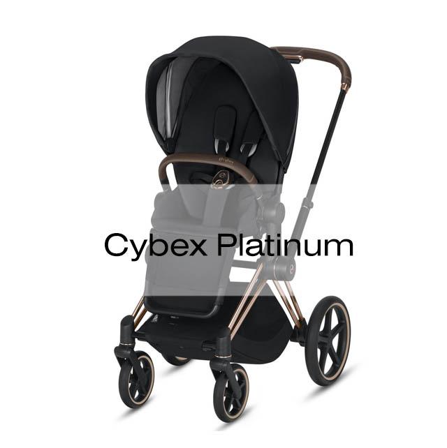 cybex platinum sillas de paseo cochecitos y sillas de coche de cybex