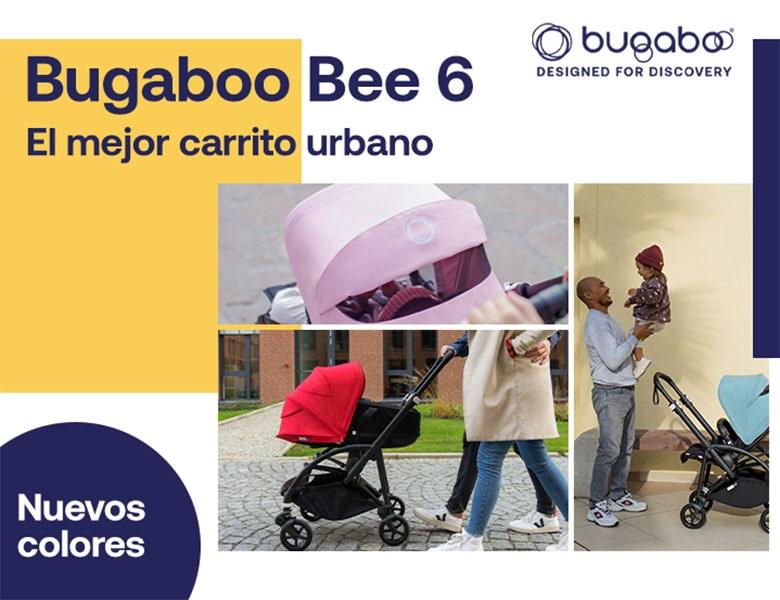 Bugaboo Bee 6 nuevos colores