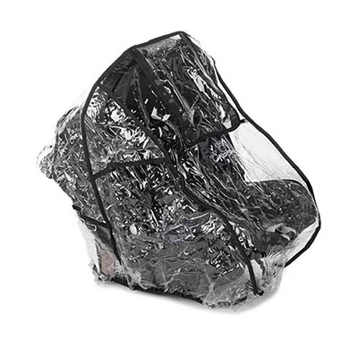 plástico de lluvia universal para portabebés de jane. Compatible con Strata, Matrix, Rebel y Koos