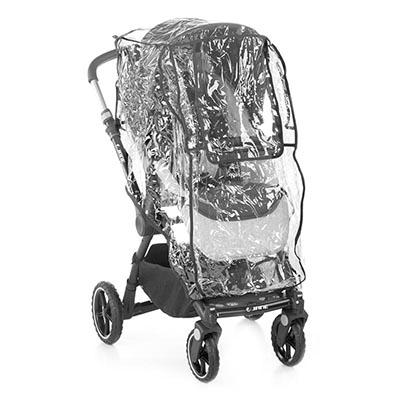 plástico de lluvia universal para sillas de paseo de jane