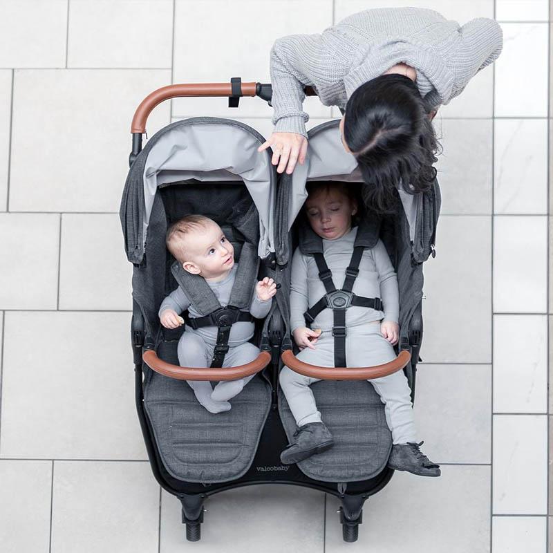 sillas de paseo gemelares
